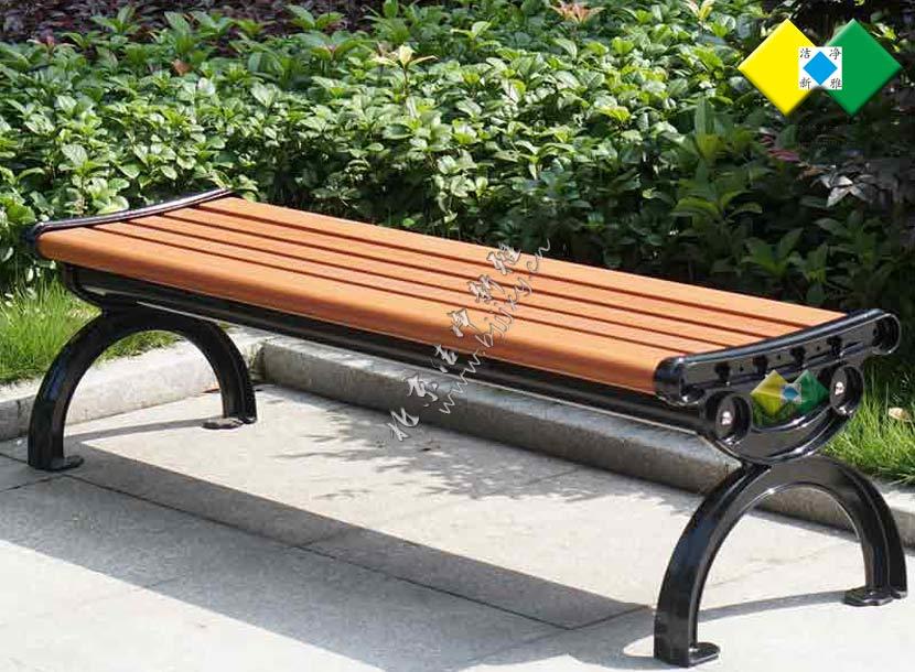 户外公园椅 园林座椅 小区路椅 公园长椅 校园户外椅 洁净新雅 定制批发